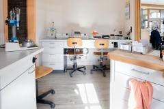 Labor für Verblendungen